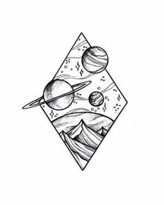 Doodle art 738731145115371515 - Source by Space Drawings, Cool Art Drawings, Pencil Art Drawings, Doodle Drawings, Easy Drawings, Doodle Sketch, Cool Simple Drawings, Hipster Drawings, Pencil Sketching