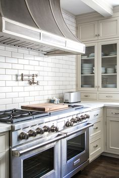 Stainless Range Hoods | Blogger Home Projects We | Pinterest ... on