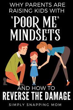 Mindful Parenting, Parenting Advice, Kids And Parenting, Victim Mentality, Kids Behavior, Classroom Behavior, Mindfulness For Kids, Attachment Parenting, Raising Kids