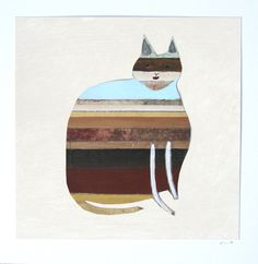 Cat, Cat by Scott Bergey on Etsy