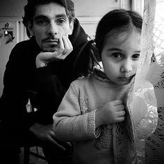 Väter und ihre Töchter (Fotoserie von Artashes Stamboltsyan)
