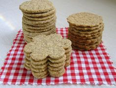Healthy Sweets, Healthy Snacks, Cooking Recipes, Cookies, Desserts, Foods, Health Snacks, Crack Crackers, Tailgate Desserts