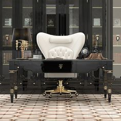 Office Cabin Design, Law Office Design, Office Interior Design, Office Interiors, Luxury Office Chairs, Chic Office Decor, Home Office Layouts, Table And Chairs, Showroom