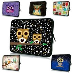 Best price on High QualityPrinted Owl Laptop / Tablet Briefcase Sleeve 12-17inch //    Price: $ 23.90  & Free Shipping Worldwide //    See details here: https://mrowlie.com/product/high-quality-computer-accessories-owl-neoprene-laptop-bag-notbook-sleeve-for-tablet-pc-1217inch-multiple-patterns-selectable/ //    #owl #owlnecklaces #owljewelry #owlwallstickers #owlstickers #owltoys #toys #owlcostumes #owlphone #phonecase #womanclothing #mensclothing #earrings #owlwatches #watches #owlporcelain
