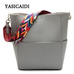 c9887aa88cd6 Luxury Handbags Women Bags Designer Brand Famous Shoulder Bag Female  Vintage Satchel Bag Pu Leather Gray Crossbody Shoulder Bags-in Shoulder Bags  from ...
