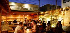 Produce Row Cafe patio