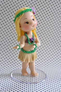 Havaiana estilo infantil