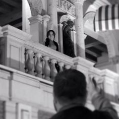 Las Vegas Wedding Wagon Photo of the Day;  More archiving today and what a joy it was to stumble across this beautiful picture of our Very own Romeo serenading his Juliet on a balcony at the Venetian Hotel..   Was this a Wedding on the Las Vegas Strip or have we been transported back to Shakespearean Verona?  Bellissimo!!!  www.lasvegasweddingwagon.com   #lasvegaswedding #lasvegasweddingwagon #vegaswedding #weddingwagon #vegasbaby #venetian #wedding #lasvegas #vegas