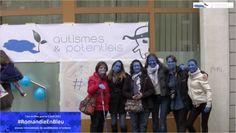 Avril, Autism Awareness, Rural Area, Blue