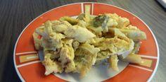Maultaschen mit Ei
