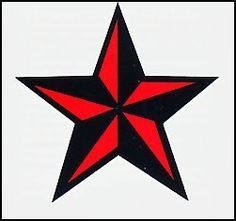 I love nautical design, and one of the most popular is the red nautical star. It originated as a symbolic star in the United States Armed Forces,.