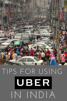 Is it safe to use Uber in India? How do I use Uber in India? All your questions answered here! #uberindia #indiatravel