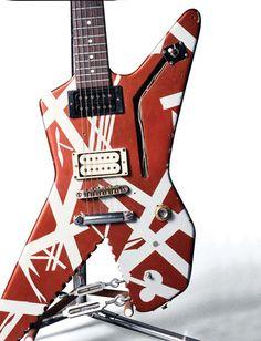 """Eddie Van Halen's """"Shark"""" Ibanez Destroyer"""