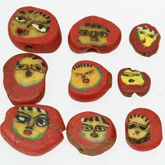 Specimen Beads   Private Collections   SKJ Ancient Bead Art