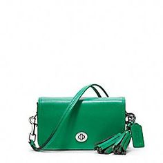 Tradition (The Coach Legacy Collection resurrects old favs with new touches)