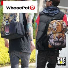 http://dogschoolbag.blogspot.com/ Something fun! Casual bags that look 3D. 125 Bag Sewing Patterns {They're All Free!} $19.9-39.9 @whosepet @WHOSEPET @whosepetbags.com