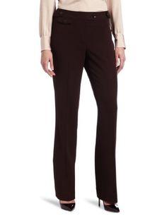 Jones New York Women's Bootleg Pant With Extend Tab - List price: $99.00 Price: $69.93 + Free Shipping