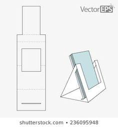 Imagens, fotos stock e imagens vetoriais de box template | Shutterstock