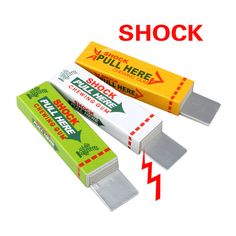 Electric Shock Chewing Gum #Prank Toy| #LOVEhaul