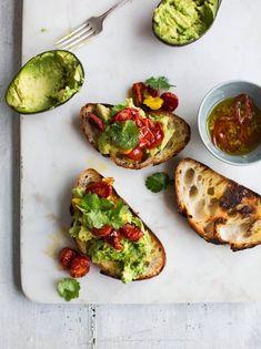 revitalising breakfast recipes
