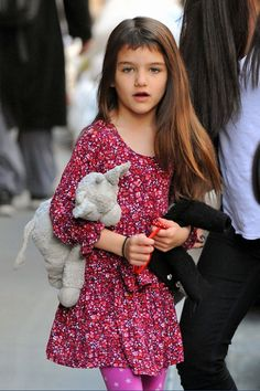 Suri Cruise (Foto: The Grosby Group)