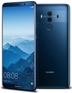 UNIVERSO NOKIA: Specifiche Tecniche Smartphone Huawei Mate 10 Pro