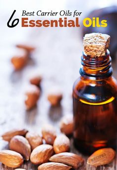 6 Best Carrier Oils for Essential Oils & Why You Need Them - Recipes with Essential Oils