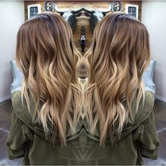 Blonde Hair Hairstyle