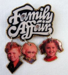 Items similar to Family Affair Pin on Etsy Family Affair Tv Show, Anissa Jones, Brian Keith, Old Tv Shows, Buffy, The Past, Retro, Handmade Gifts, Kid Craft Gifts