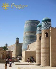 Jiva, Uzbekistán