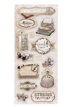 Craftsy 3d Süs Stiker Memorıes - Hobi Malzemeleri https://www.hobisanat.com/