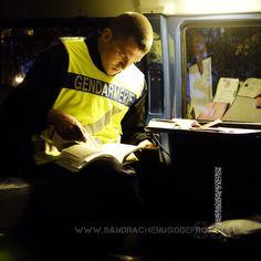 Gendarme mobile en renfort estival GD [Ref:1408-22-1259] #gendarmerienationale #EGM #GD #gendarmerie #controleroutier
