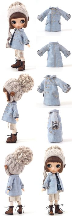 ** Blythe outfit ** Lucalily 457** - ヤフオク!