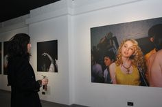 Ewen Spencer's 'England's Dreaming' exhibition, White Cloth Gallery, photography by Melissa Connolly