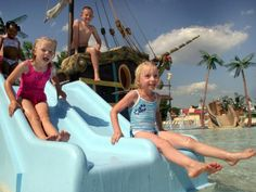 Six Flags Great Escape in Lake George is introducing the new Buccaneer Beach children's area in its Splashwater Kingdom water park. The pirate-themed kid-friendly water playground is stocked with a vast array of water games, pop-up spray jets, splash pads, and water slides.