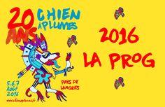 FESTIVAL 2016 DU CHIEN A PLUMES