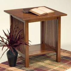 Carmichael End Table