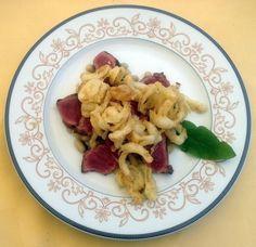 Veal Scottata from Il Leccio