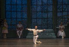 La dama y el bufón. Ballet de Santiago. Foto: Patricio Melo