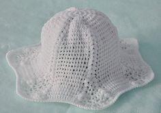 Patrón #991: Sombrero a Ganchillo   CTejidas [Crochet y Dos Agujas]