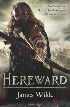 Hereward (Hereward #1) by James Wilde  #HistoricalFiction