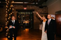 Brooklyn Wedding at The Wythe Hotel - Michelle Edgemont Design Wythe Hotel, Do It Anyway, The Chic, Brooklyn, Bride, Engagement, Celebrities, Party, Wedding