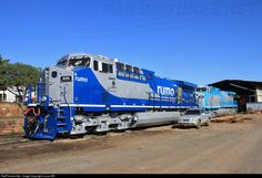 RailPictures.Net Photo: 8290 Rumo/ALL GE AC44i at Araraquara, Brazil by Lucas MR