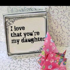 For my beautiful daughter<3for my amazing and beautiful daughter Brigitte.  I love you!!!