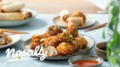 Ropogós gombafalatok Philips Airfryerben készítve | Nosalty Tapas, Cauliflower, Vegetables, Food, Cauliflowers, Essen, Vegetable Recipes, Meals, Cucumber