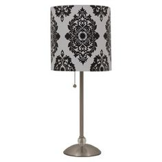 gonna order this from Target! Room Essentials® Stick Lamp - Damask ...