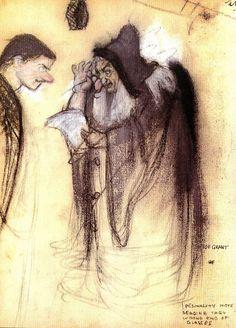 Snow White Archive: Joe Grant - Artist and Storyman Extraordinaire