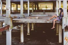 Vanochtend een combinatie van Urbex (Urban exploration) en boudoir gedaan in een verlaten fabriek. Het haar werd gedaan door Evelyn Bökkerink van New-Look uit Meppel.