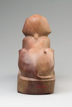 Sphinx of Thutmose III Period: New Kingdom Dynasty: Dynasty 18 Reign: reign of Thutmose III Date: ca. 1479–1425 B.C. Quartzite.