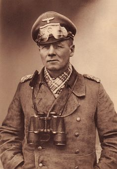 Erwin Johannes Eugen Rommel  Wüstenfuchs World War I First Battle of the Argonne (1915) Masivul Lesului and Oituz Campaigns (1916-1917) Battle of Caporetto (1917) World War II Invasion of Poland Fall of France Battle of Arras (1940)  North African Campaign Siege of Tobruk (1941) Operation Crusader (1941) Battle of Gazala (1942) Battle of Bir Hakeim (1942) First Battle of El Alamein (1942) Battle of Alam Halfa (1942) Second Battle of El Alamein (1942) Battle of the Kasserine Pa…